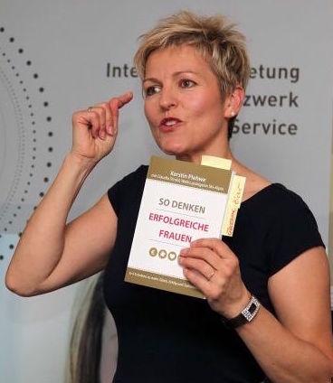 Buch: So denken erfolgreiche Frauen